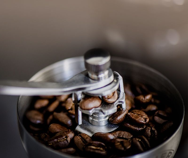 molino manual de café