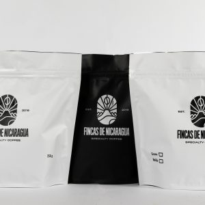 Frontal de tres paquetes de 250 gramos para suscripción trimestral